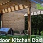 Dutch Green in Ottawa outdoor kitchen