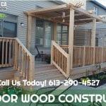 Dutch Green Wood construction