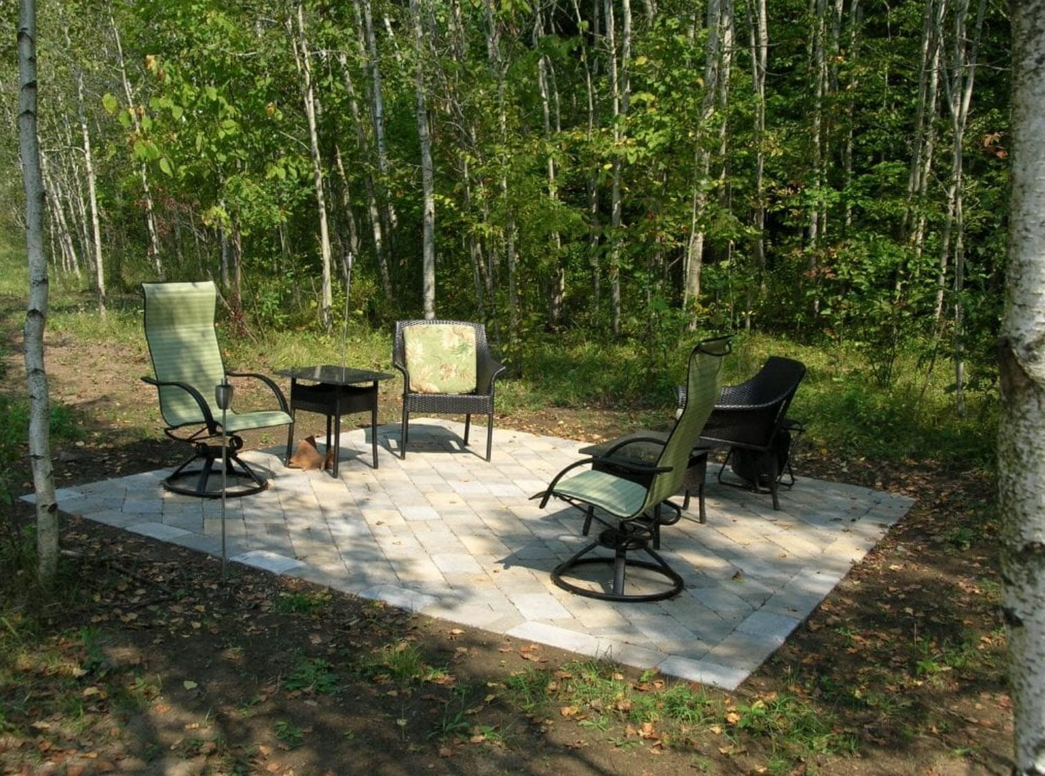 Residential landscaping Nepean