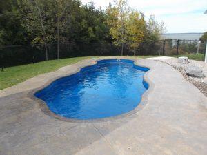 Dolphin Fiberglass Pools Ottawa